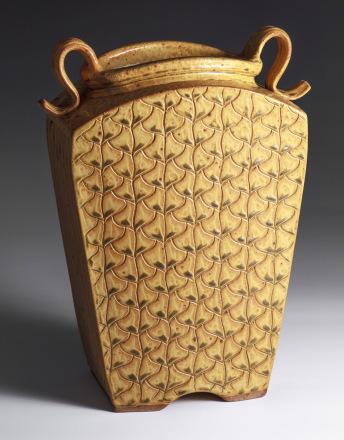 Keystone Vase – Gold