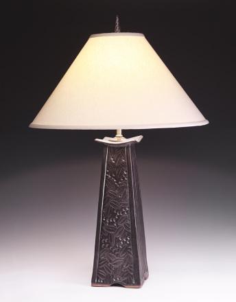 Mission Lamp – Black