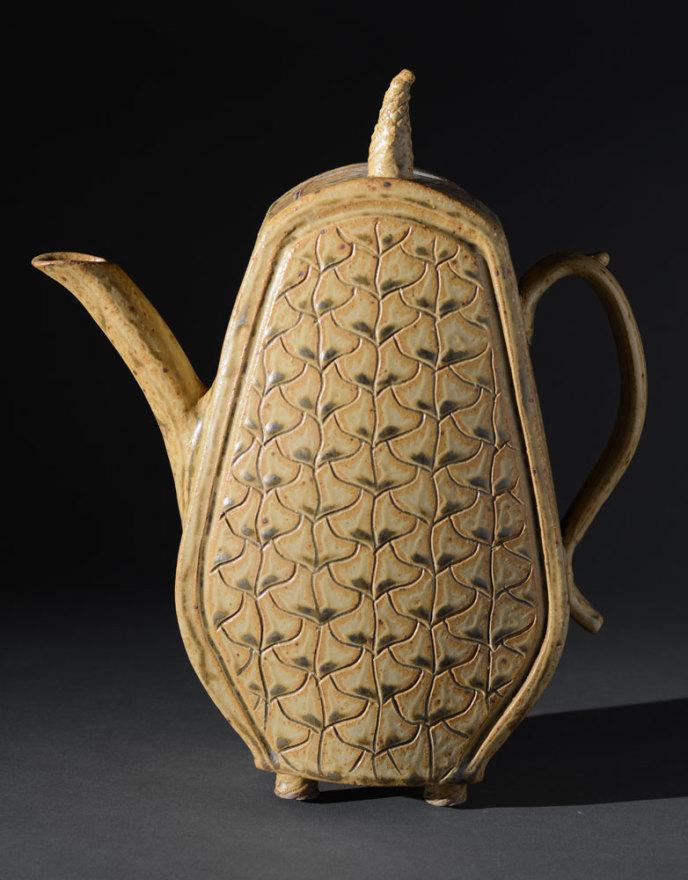 Gold Teapot